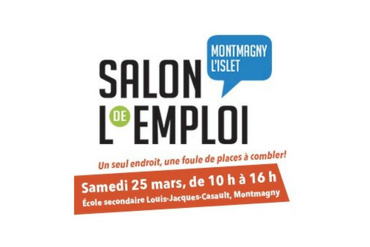 Optimétal 360 au Salon de l'emploi Montmagny-L'Islet